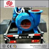 14inch de diesel Pomp van het Water voor LandbouwIrrigatie met Aanhangwagen