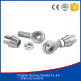 Rolamentos esféricos radiais de aço inoxidável 6X14X6 mm Ge 6 E Rolamentos de juntas