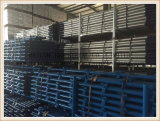 塗られたKwikstageの足場System/K段階システム、オーストラリアの足場