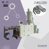 Máquina plástica de la fabricación del tubo del abastecimiento de agua del HDPE