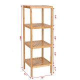 O sistema de bambu retangular recebe o frame