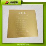 Impression de brochure de juin Huazhang de relation étroite