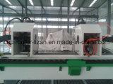 2 assi di rotazione alta precisione e macchinario funzionante di legno stabile di CNC