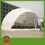 Шатер купола большой ясной крыши круглый для случаев согласия