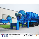 높은 Efficiency 및 Low Price Mobile Cone Crusher