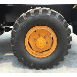 1ton Zl10 농장을%s 소형 바퀴 정면 로더