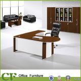 Стол деревянной рамки изогнутый Desktop 0Nисполнительный