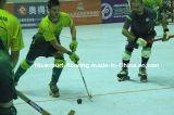 Europäisches Turnier-blockiereneisbahnen-Hockey-Gerichts-Fußboden-Fliese (Hockey-Gold/Silber/Bronze)