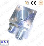 アルミニウムから成っているOEM ODMの高品質の機械装置部品