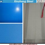 (0.14mm-0.8m m) PPGI grabado usado para el material de construcción/el acero galvanizado