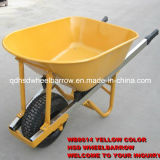 Construction resistente Wheelbarrow para Builders (WB8614)