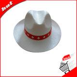 Sombrero de Panamá, sombrero de papel, sombrero de Sun, sombrero de la promoción