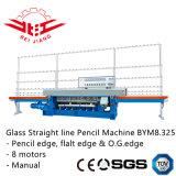 Vidrio Línea Recta Lápiz ribete máquina (BYM8.325)