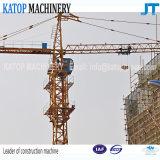 Grue à tour de Simple-Giration de la marque Qtz63-5011 de Katop pour des machines de construction