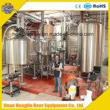 equipo de la cervecería de la cerveza 500L con la fermentadora y la caldera del Brew de la cuba de puré, equipo de la cerveza de la cervecería del arte