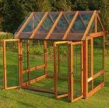 Invernadero de aluminio de la casa de la luz del sol del Sunroom de la rotura termal