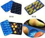 Plateau jetable de fruits et légumes