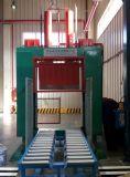 Gummireifen-Ausschnitt-Maschine des vertikalen Typen Gummiblatt-Scherblock