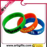 Ha annunciato il Wristband del silicone con il marchio impresso