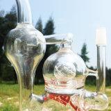 Drei-in-Ein kreative GlaskräuterHuka-rauchende Wasser-Rohre (ES-GB-259) aufbereiten