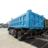 엄밀한 덤프 트럭, 30 톤 적재 능력을%s 가진 팁 주는 사람 트럭