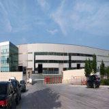 Het lichte Ontwerp en de Installatie van de Bouw van het Pakhuis van het Staal Structurele Geprefabriceerde