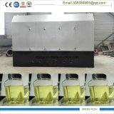 連続的なタイヤオイルの蒸留の機械装置15ton