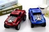 El coche de moda fresco formó el altavoz de Bluetooth de cinco colores