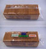 sulla macchina per l'imballaggio delle merci del bordo per i biscotti