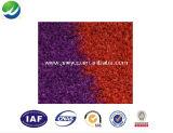 Grama artificial Wy-17 da cor da alfazema