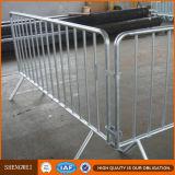Барьер управлением толпы движения пешеходов металла безопасности временно