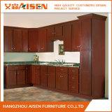 カシ木標準的な純木の食器棚