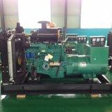 jogo de gerador Diesel de Weifang do começo 30kw elétrico aberto