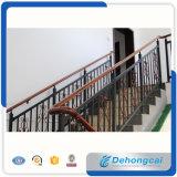 China-Fabrik-bearbeitetes Eisen-Treppenhaus-Eisen-Fertigkeit-Treppen-Geländer