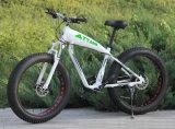 bici eléctrica de la playa de la montaña de la nieve del neumático gordo 250With500W750W