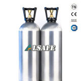 Cilindro di alluminio della bevanda del CO2 della Cina
