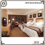 使用されたホテルのプールの家具のチークの家具