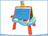 教育おもちゃの両面のデッサンは子供のためにセットした
