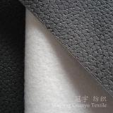 Tessuto di tessile impresso pelle scamosciata della casa di stile del poliestere con protezione