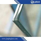 4mm + 0.38 + 4mm Vidrio laminado claro curvado para la construcción