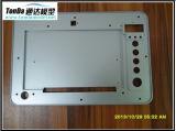 Het galvaniseren Precisie CNC die Plastic Delen machinaal bewerken