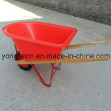 Wheelbarrow plástico das crianças por 3-6 anos