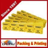 Билеты Raffle, билет лотереи (420003)