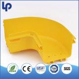 El ABS del PVC hizo la bandeja de cable del conducto de la fibra