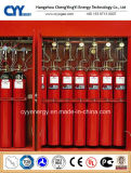 新しい継ぎ目が無い鋼鉄二酸化炭素の消火活動シリンダー