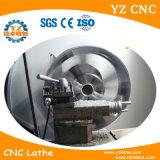 Máquina de la reparación de la rueda del torno del CNC de la restauración de la rueda