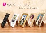 7 pouces Article plus récent photo en acrylique Cadre photo en bois