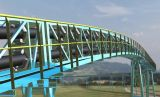 Protección del Medio Tubo transportador de correa