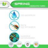 低刺激性タケ柔らかいテリーによって合われる防水マットレスの保護装置