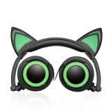 Cuffia chiara approvata di RoHS LED Bluetooth del Ce prodotta tecnologia